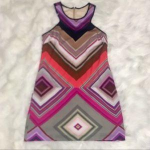 Like New Trina Turk Racerback Dress-sz4